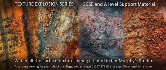 Texture Explosion Workshops