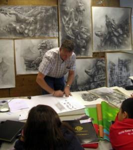 Ian Murphy - Workshop in Hong Kong