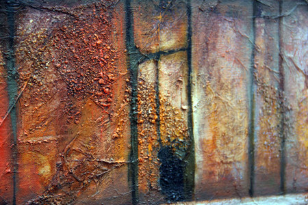 Kasbah 187 Ian Murphy Paintings