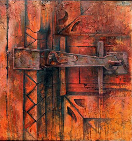 Marrakech Sounds 187 Ian Murphy Paintings
