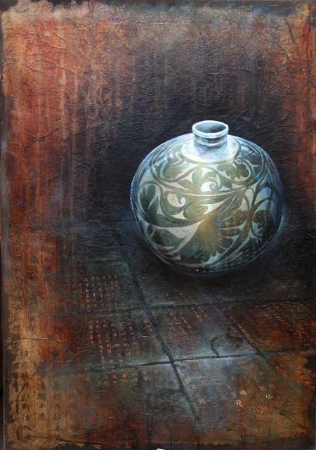 Artefacts Series 5 187 Ian Murphy Paintings