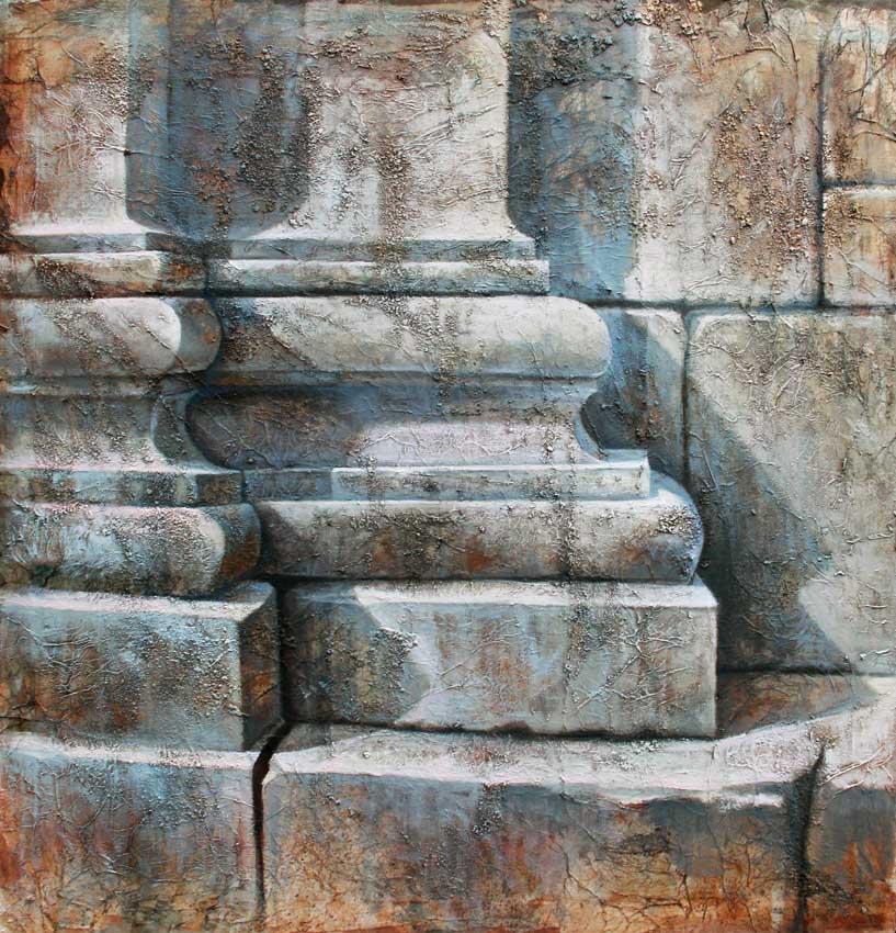 Monument 187 Ian Murphy Paintings