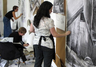CPD course for art teachers