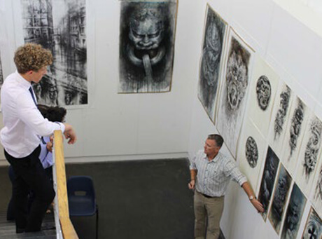 Displaying Ian Murphy's artworks
