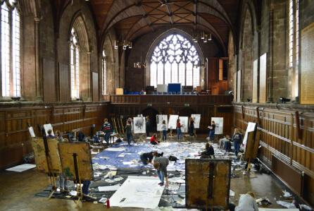 Ian Murphy Art Residency