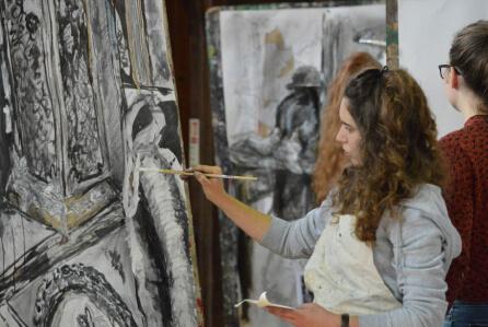 Resident Artist Ian Murphy