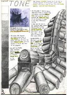 Tone Sketchbook