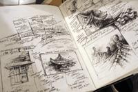 Sketchbook Developments - Ian Murphy